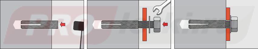 Кабельный лоток ДКС монтаж стена